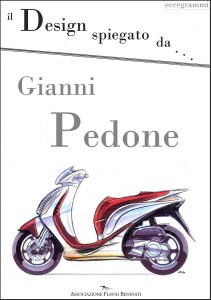 Copertina opuscolo Gianni Pedone