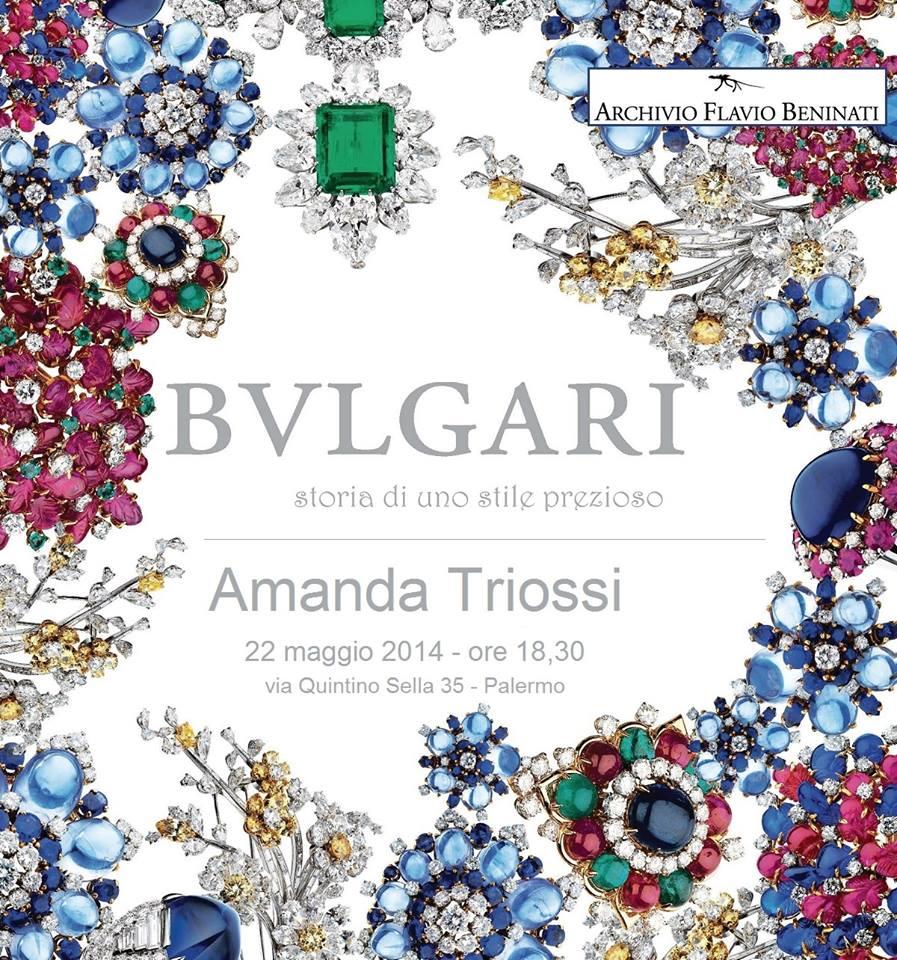 Associazione Flavio Beninati - Amanda Triossi - BVLGARI storia di uno stile prezioso